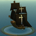 PotBS Sail Texture In-Game