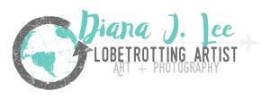Globetrotting Artist Logo