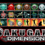 Bakugan Dimensions Icons
