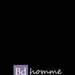 BD Homme Clothing Hangtag