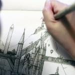 Drawing BTS